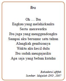 Jenis Jenis Puisi Dan Cara Membaca Puisi