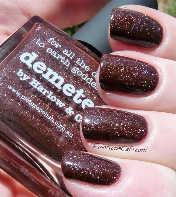 On Trend For Autumn My Top Nail Polish Picks For Fall
