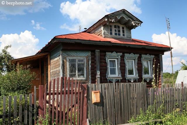 наличники владимирская область