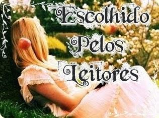 ESCOLHIDO PELOS LEITORES