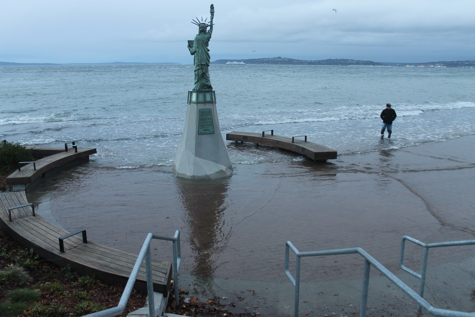Cliff mass weather and climate blog record water levels in seattle cliff mass weather and climate blog record water levels in seattle why did it occur and is global warming important nvjuhfo Choice Image