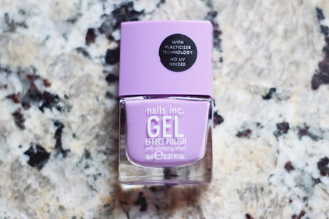 Nails Gel Effect Nail Polish in Lexington Gardens