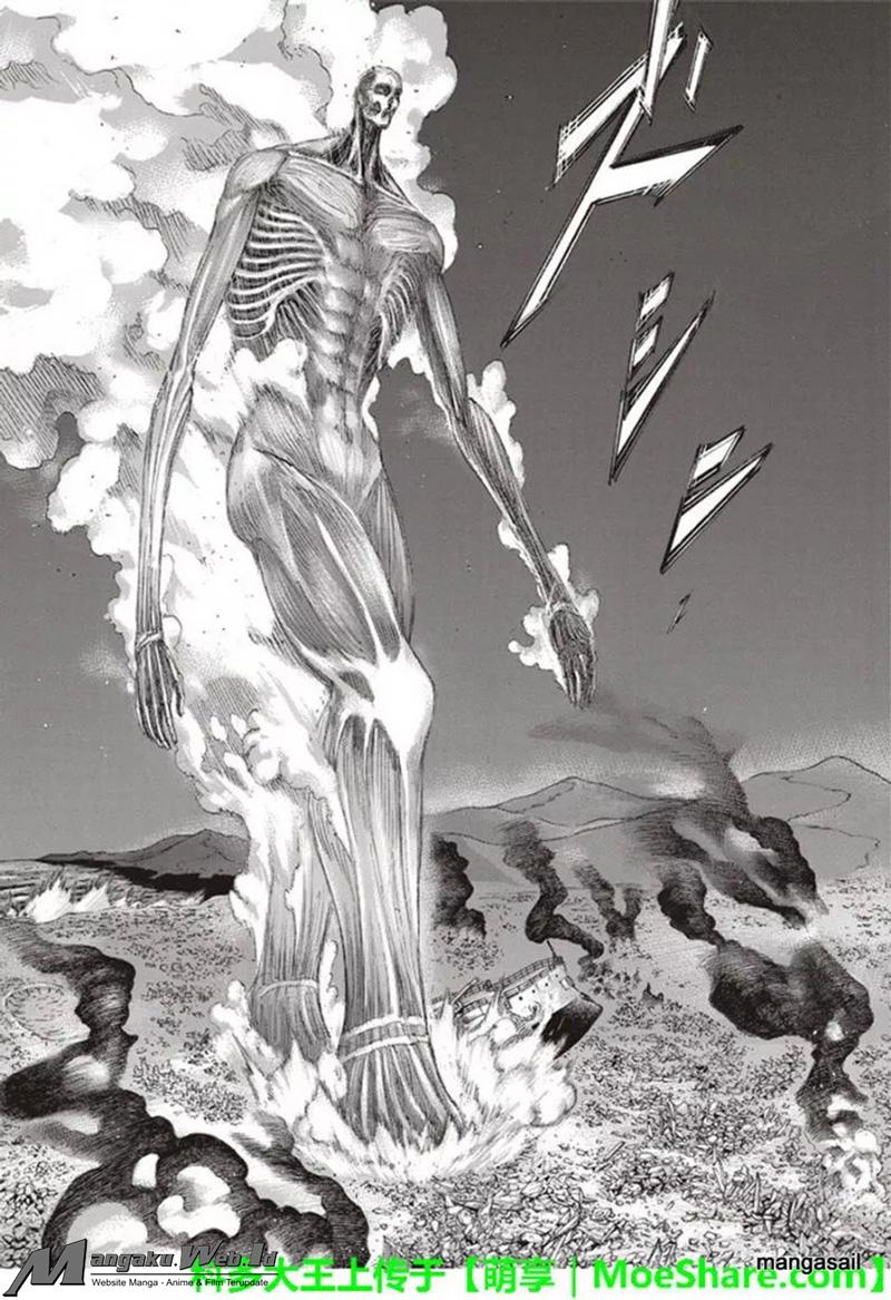 Shingeki no Kyojin Chapter 104-2