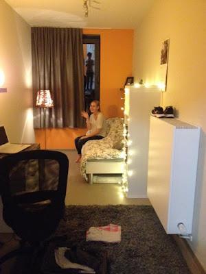 Upgrade Estate, Backstage Upkot, Pippa's room