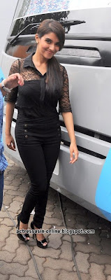 Actress Asin at Mehaboob Studio stills