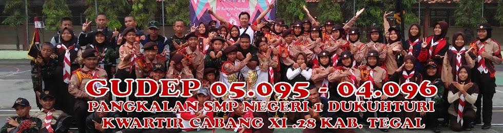 PRAMUKA SMP N 1 DUKUHTURI (PRAMUKA STURI)
