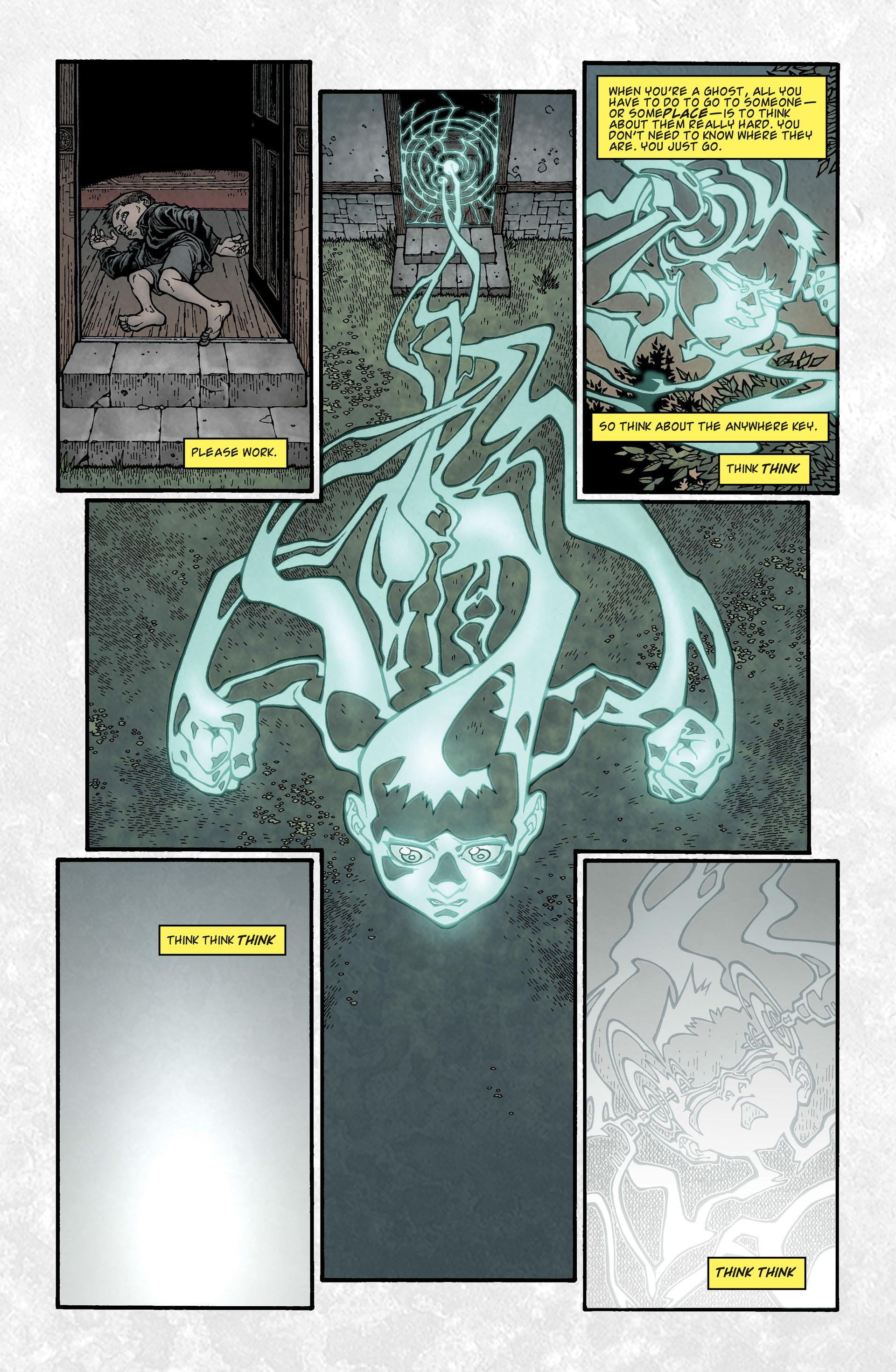 Locke & Key (2008) Issue #6 #6 - English 7