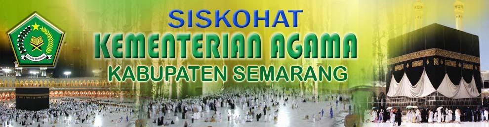 Siskohat Kemenag Kab.Semarang