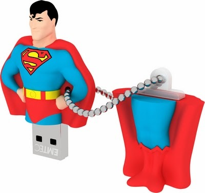 Superman USB drive