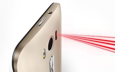 spesifikasi Asus Zenfone 2 Laser