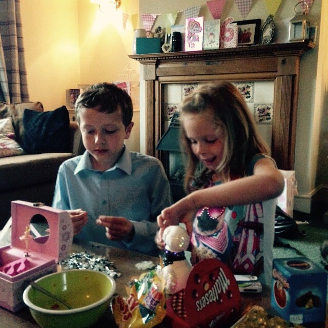 turning six and growing up by UK Blogger The Claire Diaries