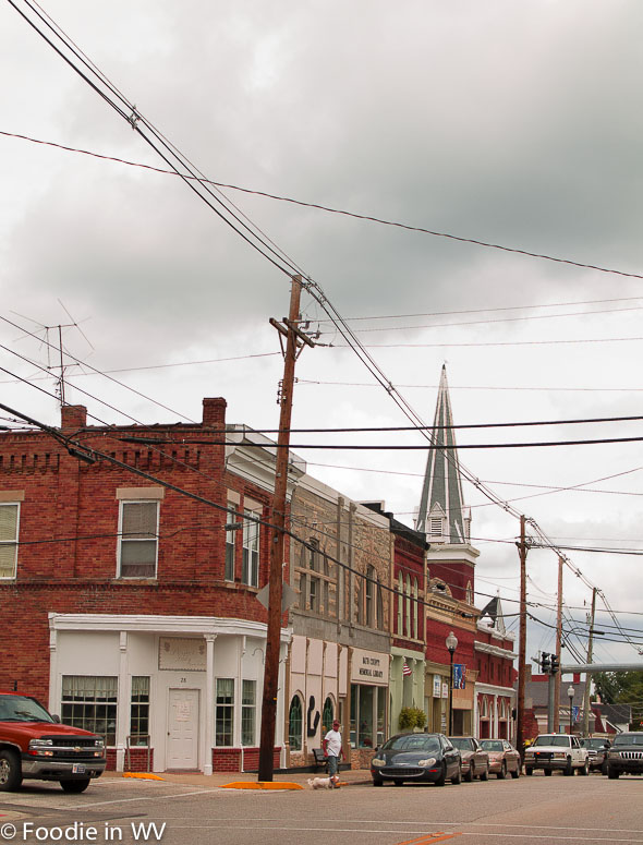 Downtown Owingsville, Kentucky