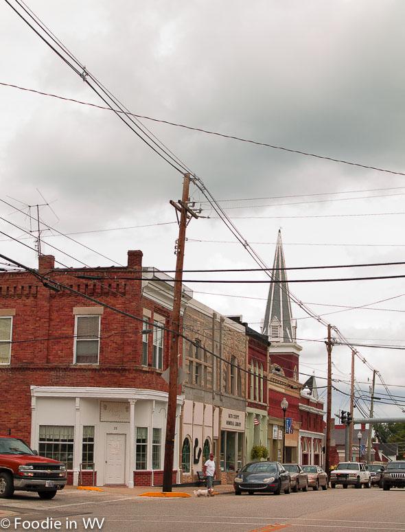 Downtown Owingsville, Kentucky