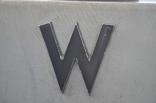 W is for West