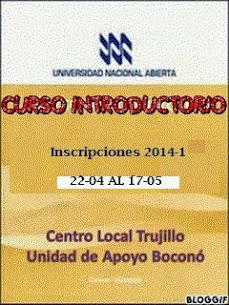 INSCRIPCIONES CURSO INTRODUCTORIO
