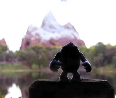 Disney Vinylmation - Project Z Vinyl Figure Teaser Image