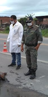 OPERAÇÃO EQUINOS DR. RODRIGO FORMIGA