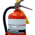 Types of Fire Extinguishants