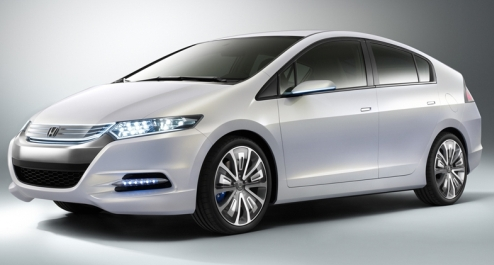 All Type Of Autos  Honda insight