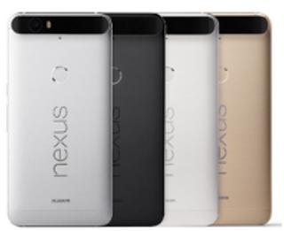 Rebajas Google Nexus 5X 6P