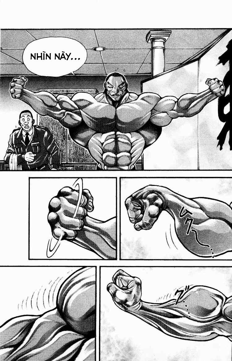 Baki - Son of Ogre chap 70 - Trang 33