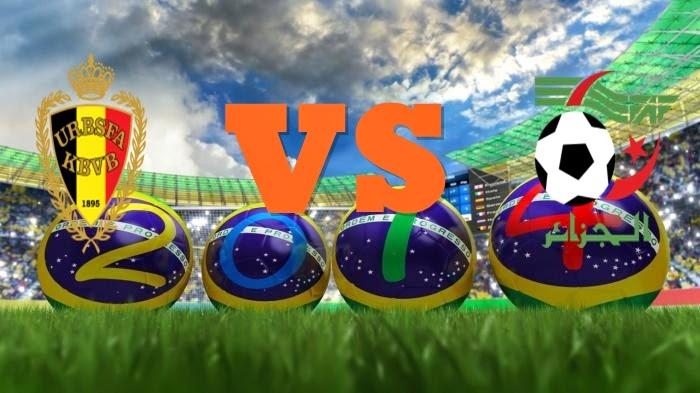 Prediksi Skor PIALA DUNIA Paling Jitu Belgia vs Aljazair Jadwal 17 Juni 2014