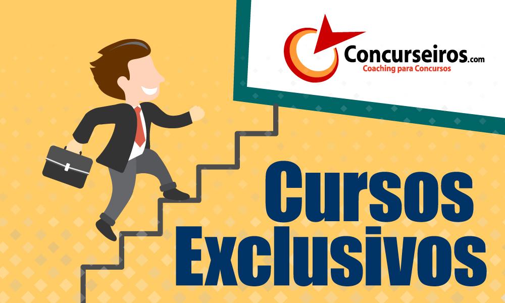 CURSOS ONLINE EXCLUSIVOS