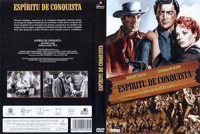 Espíritu de conquista | 1941 | Western Union | Caratula