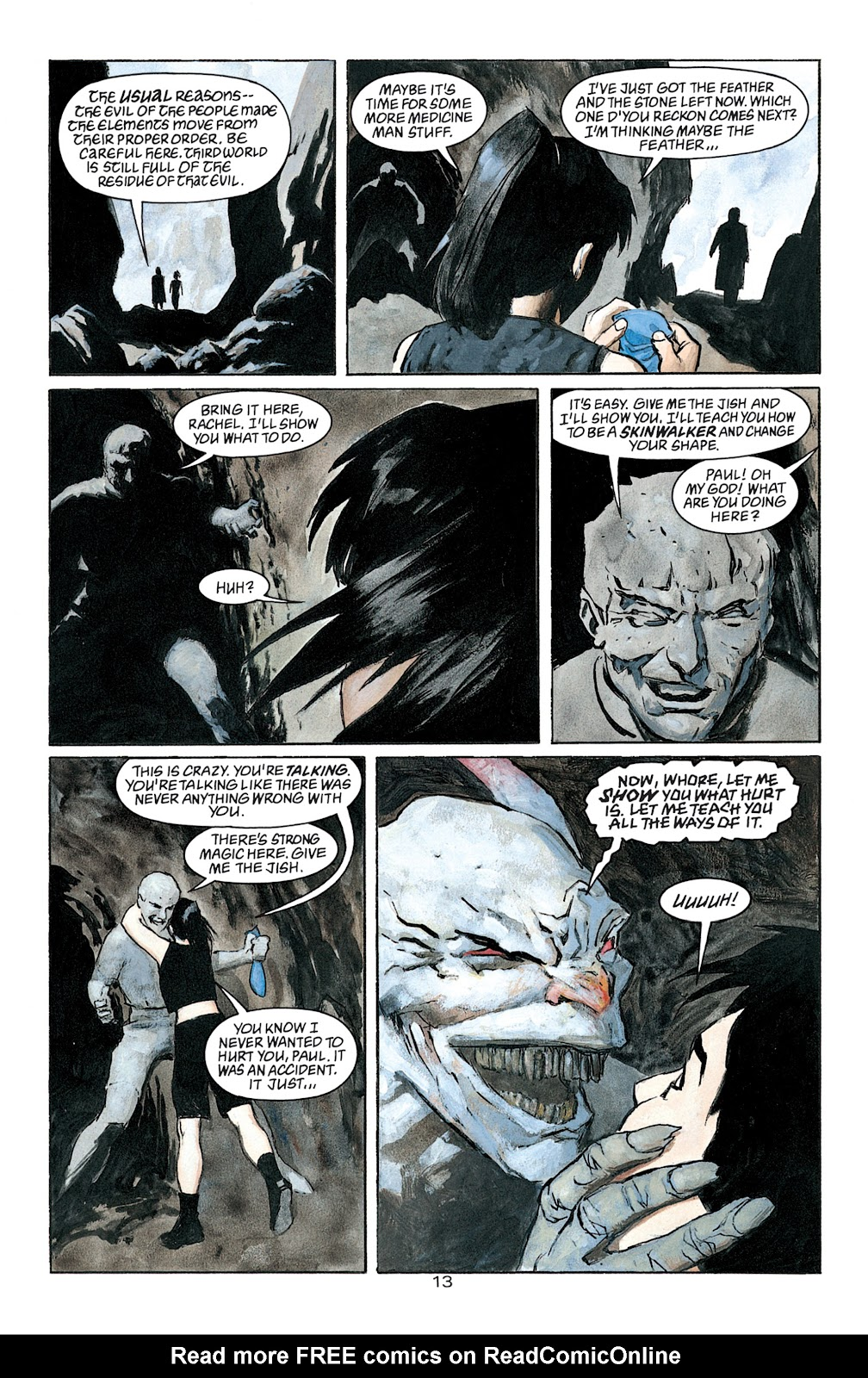 Sandman Presents: Lucifer Issue #3 #3 - English 14