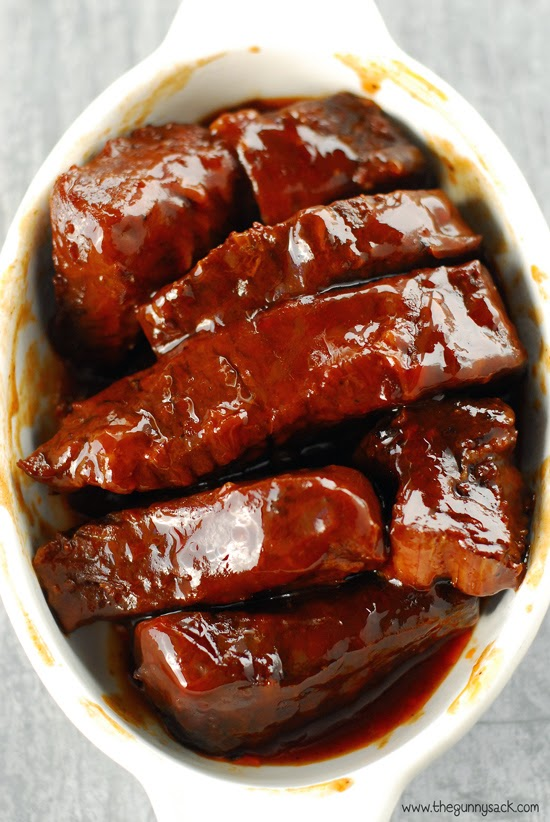 ribs recipe