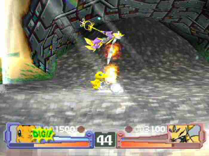 free  game digimon rumble arena 2 ps2 iso files