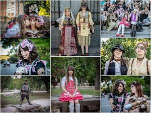 Primera edición del HARAJUKU/ZGZ Fashion Walk!