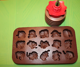 Elephant Candy Mold - Easy Life Meal & Party Planning