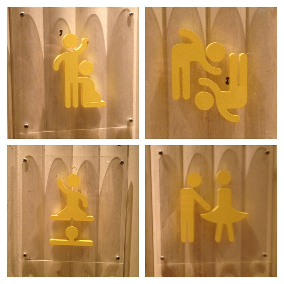 Gallery images and information: Unisex Bathrooms In Europe