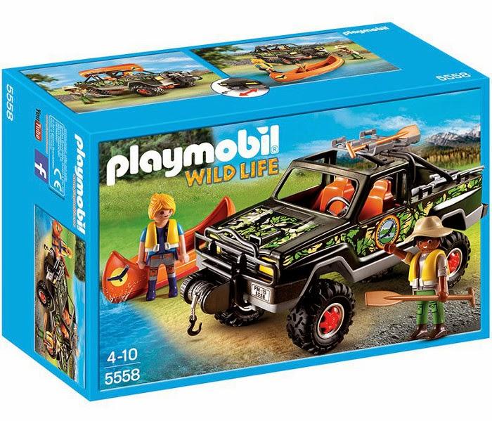 libros y juguetes 1demagiaxfa juguetes playmobil wild
