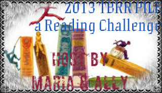 TBRR PILE - A Fantasy Reading Challenge