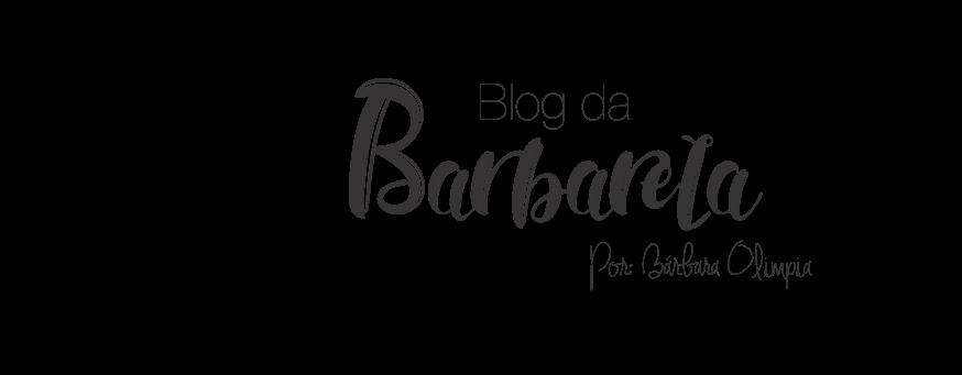 Blog da Barbarela