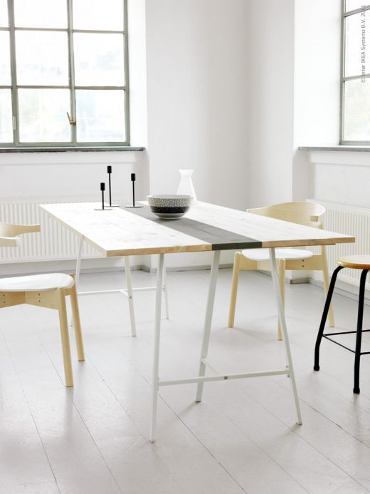 Ikea lerberg  hanna says and sees: Ikea Vika Lerberg - DIY Desks