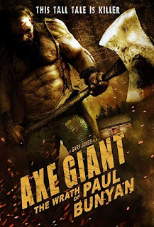 Axe Giant The Wrath of Paul Bunyan (2013) DVDRiP Full Movie Download Free