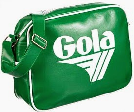 Retro Apple Green Gola Sports Bag