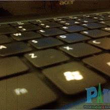 Mengatasi Keyboard, Tombol Huruf Berubah Menjadi Angka