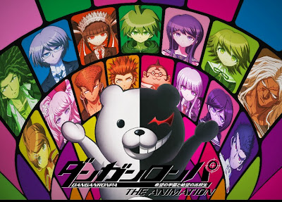 Danganronpa episodio final extendido anuncio dvd bd