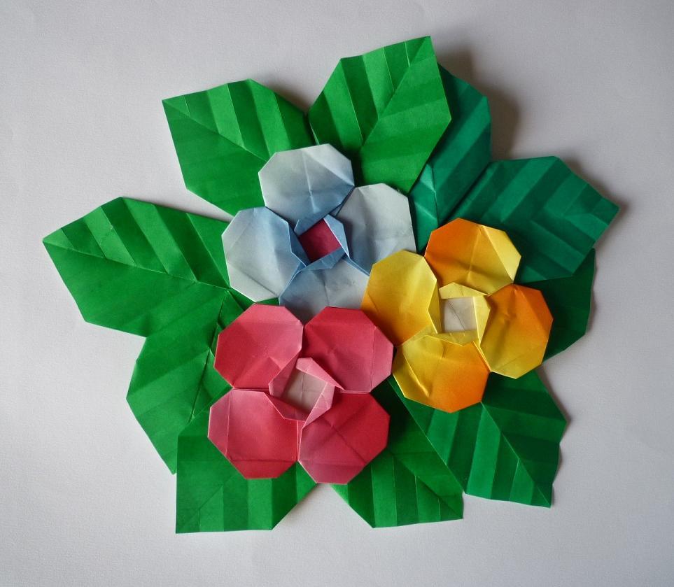 f ziegler origami nancy et autres billeves es fleurs. Black Bedroom Furniture Sets. Home Design Ideas