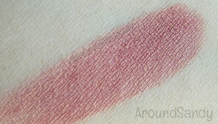Mua Blush Shade 6 Colorete swatches