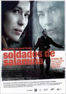 Soldados de Salamina - Οι στρατιώτες της Σαλαμίνας
