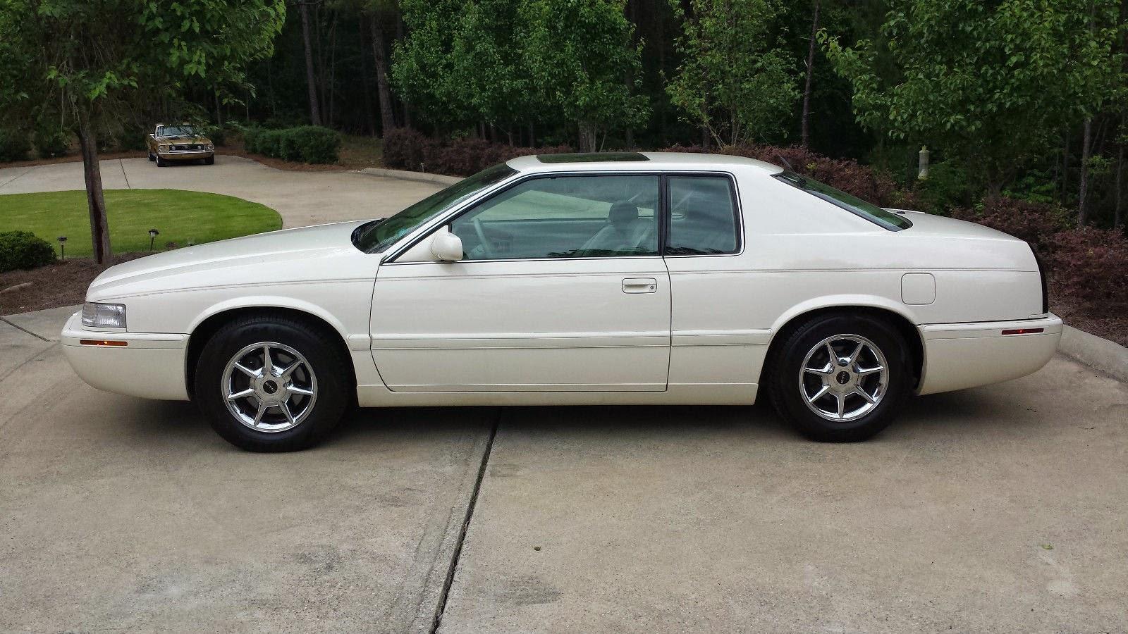 Daily Turismo 10k 2002 Cadillac Eldorado Special Edition