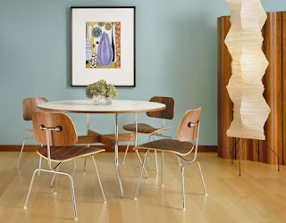 Eames molded dining Chair-DCM