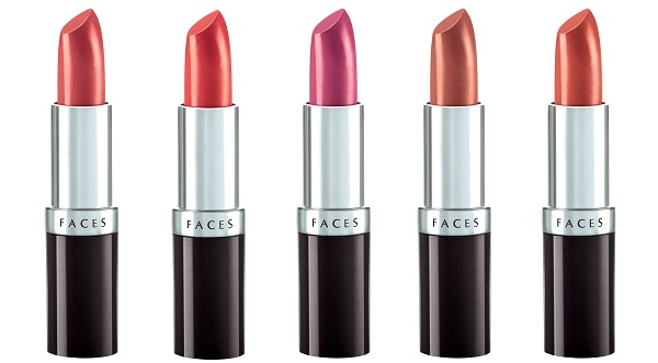 FACES Ultra Moist Lip colors