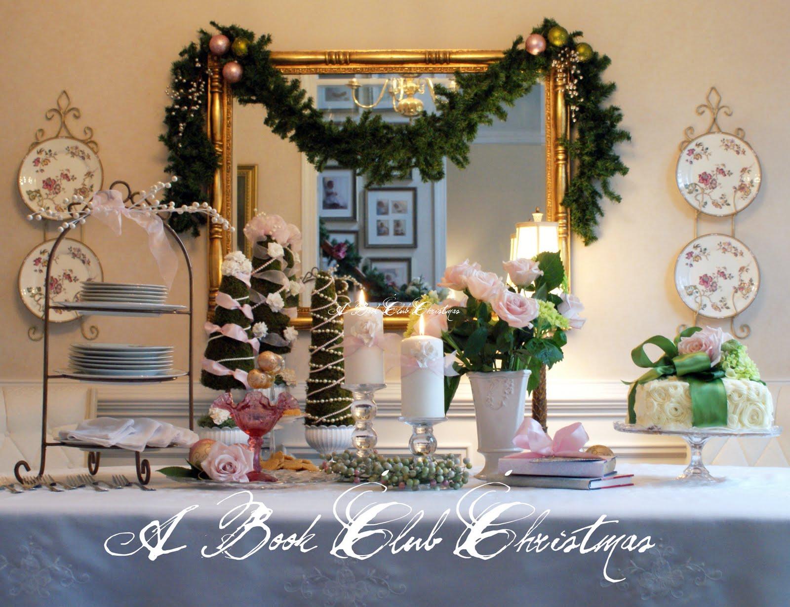 a little loveliness: a book club christmas