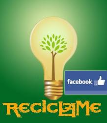 Recíclame y facebook
